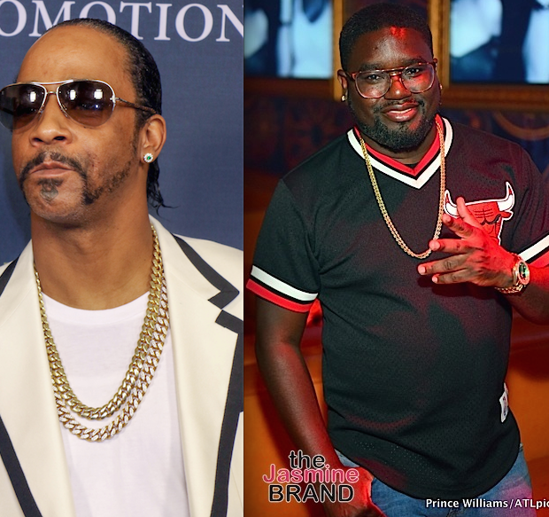 Lil' Rel Tells Katt Williams: Grow The F**k Up Lil N*gga, Your Claim To Fame Is Getting F*cked By A N*gg*!