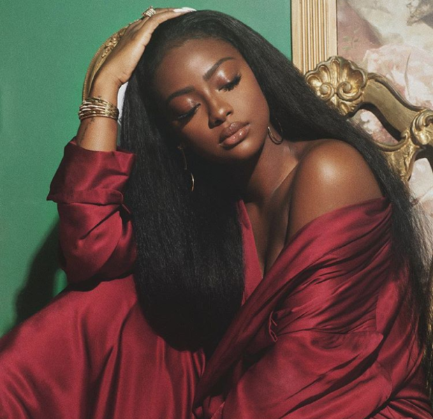 Singer Justine Skye Was In An Abusive Relationship: I Blamed Myself