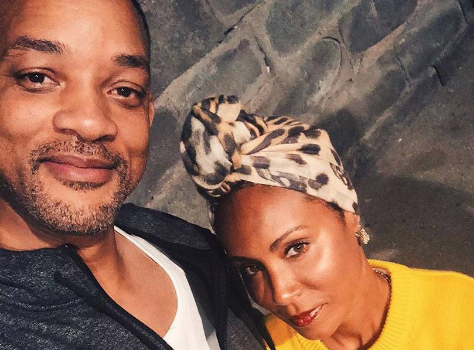 """Jada Pinkett-Smith Never Wanted to Get Married: """"I was so upset that I had to have a wedding"""""""