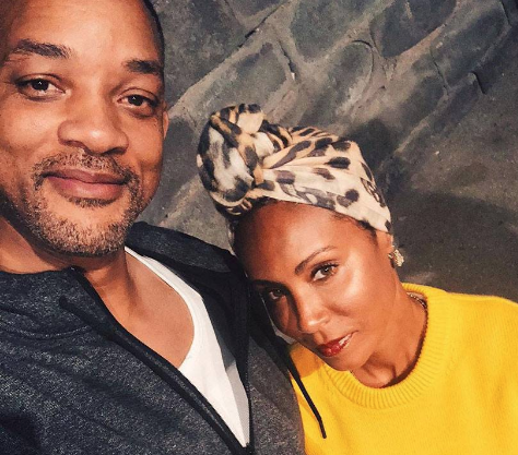 "Jada Pinkett-Smith Never Wanted to Get Married: ""I was so upset that I had to have a wedding"""
