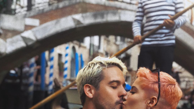 Rapper G-Eazy & Singer Halsey Break Up Again