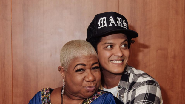 Comedian Luenell Gushes Over Bruno Mars After Meeting Him Backstage