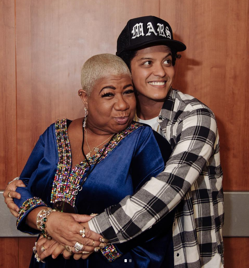 Comedian Luenell Gushes Over Bruno Mars After Meeting Him ...