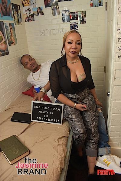 Ti wife tiny ass