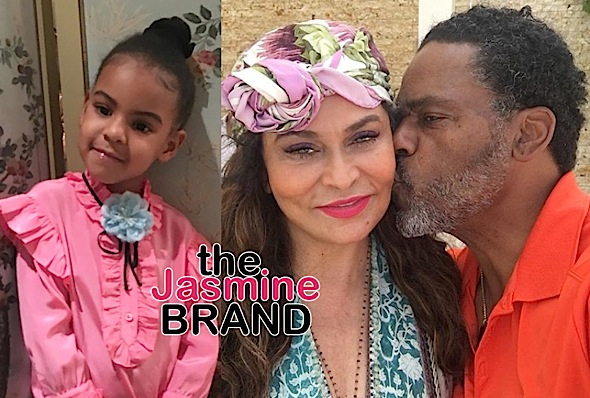 Tina Lawson Says Blue Ivy Encouraged Her To Marry Richard Lawson – She Was 3 Years Old!