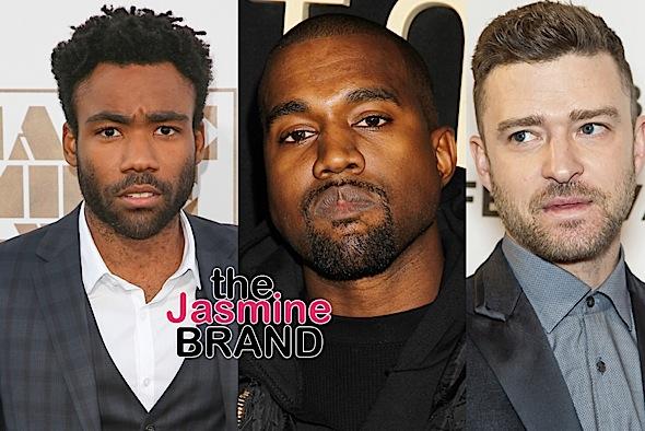 Childish Gambino, Kanye West & Justin Timberlake Rumored To Headline Coachella 2019