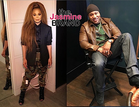 Janet Jackson Nominated For A 3rd Time Into Rock & Roll Hall of Fame, LL Cool J Nominated For A 5th Time