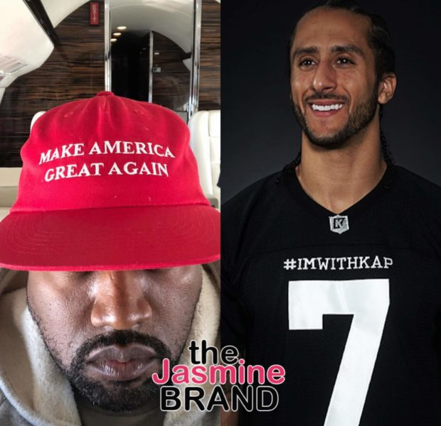 Kanye West Invites Colin Kaepernick To Meet W/ Donald Trump