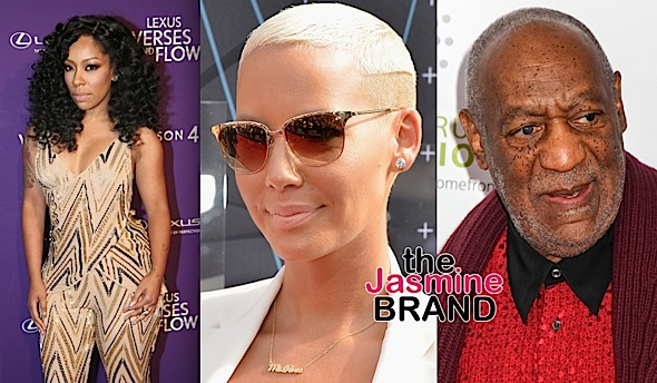 K. Michelle Lashes Out At Amber Rose: You Have No Room To Speak On Cosby Or Any Black Man!