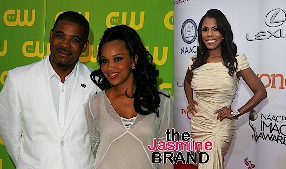 LisaRaye's Ex Husband Michael Misick Details Past Relationship w/ Omarosa, Says Actress Made Him End Friendship w/ Reality Star