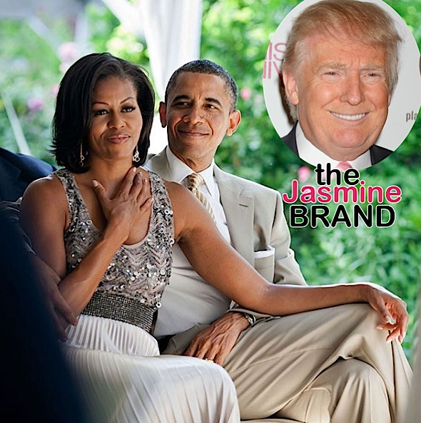 Barack & Michelle Obama's Production Company To Bring A Story About The Trump Administration To Netflix