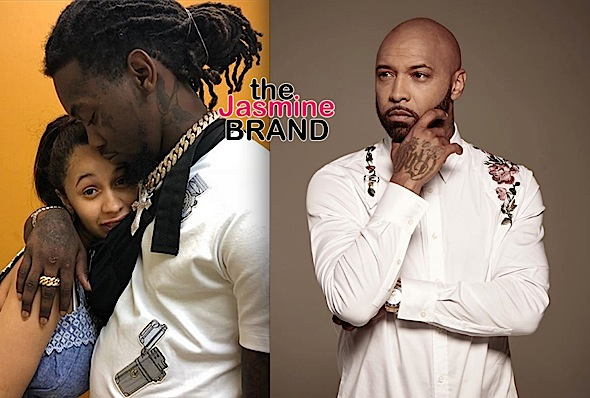 """Offset Calls Joe Budden A """"H*e A** N*gga"""" Over His Comments About Cardi B"""