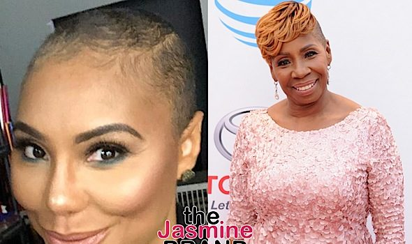 EXCLUSIVE: Tamar Braxton Should NOT Be On Reality TV, According to Iyanla Vanzant (Source)