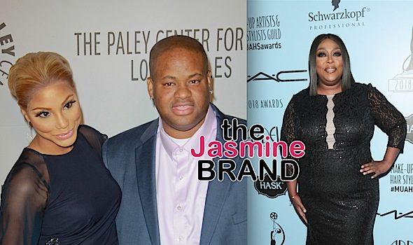Loni Love Talks Tamar Braxton Being Fired From 'The Real', Says She Threatened Legal Action Against Vincent Herbert For Trashing Co-Hosts