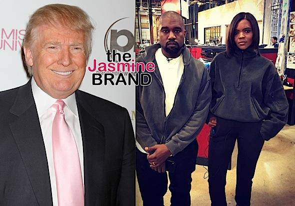 Candace Owens Apologizes To Trump & Kanye West – I Never Said Kanye Designed Blexit