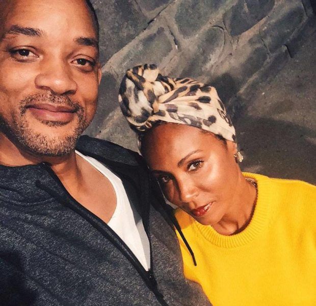 Jada Pinkett-Smith Joins Will Smith's Bucket List Challenge & Goes Skydiving
