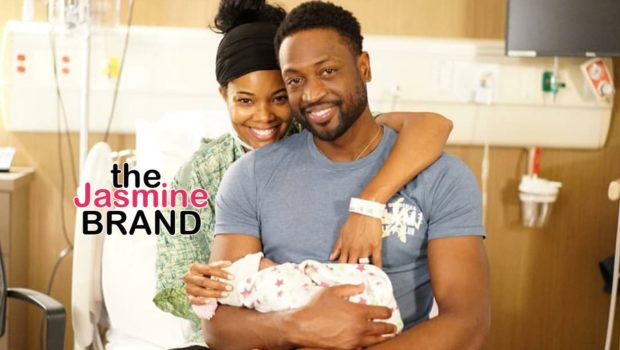 Gabrielle Union & Dwyane Wade Reveal Daughter's Name – Kaavia James Union Wade