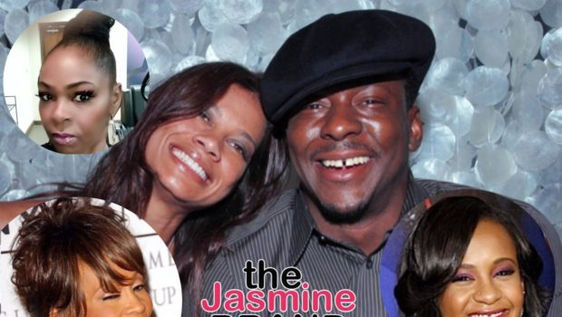 Bobby Brown's Sister Releasing Free Tell-All Book About Whitney Houston's Alleged Murder & How Singer's Wife Only Wants To Make Money Off Bobbi Kristina's Name