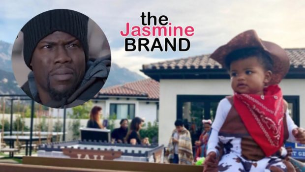 "Kevin Hart – Everyone's Opinion About My Son's ""Cowboy & Indians"" Party Shows How Stupid The World Is Becoming"