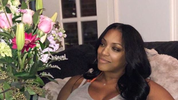 Porsha Williams Is Back Home, After Being Hospitalized