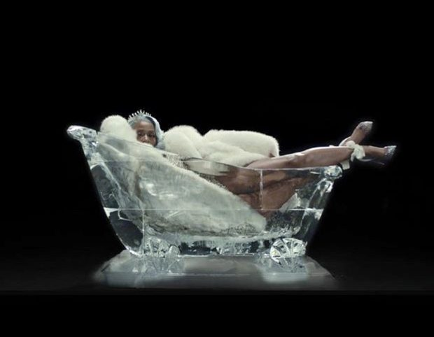 "Kash Doll Drips In Diamonds in ""Ice Me Out"" Music Video"