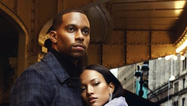 Victor Cruz & Girlfriend Karrueche Tran Stun In New Shoot