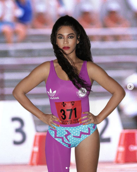 Flo Jo's Daughter Responds To Beyoncé for Paying Tribute To Her Mother