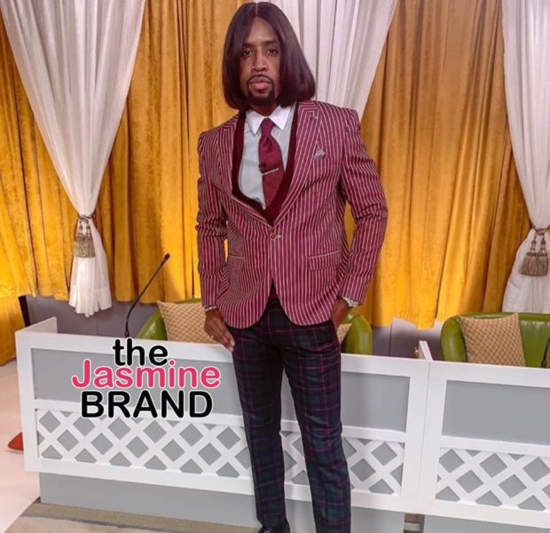 Safaree Samuels Wants To Sponsor Hair Company's After Displaying New Wig
