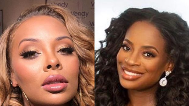 RHOA: Eva Marcille Denies Colorism, Shamea Morton Responds w/ Cryptic Message