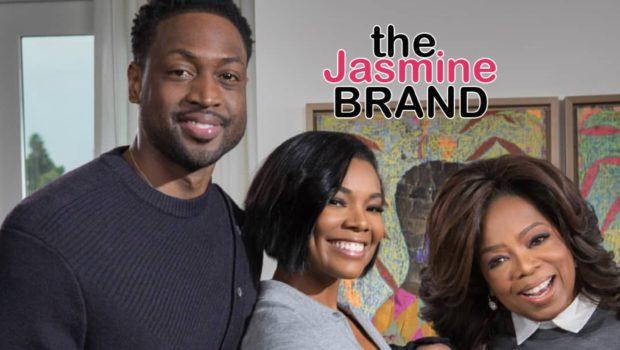 Gabrielle Union & Dwayne Wade Debut Newborn, Will Host Baby Special W/ Oprah