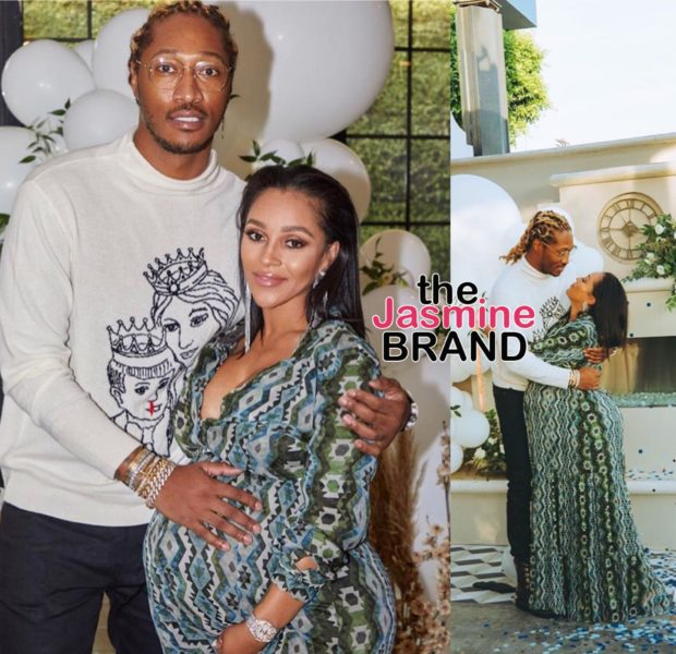 Joie Chavis Reveals She's Having A Baby Boy, Still Won't Confirm Future's Her Baby Daddy + Future's Other Baby Mama Reacts