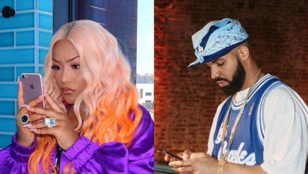 Drake Wants To Be Stefflon Don's Boyfriend – Offers To Organize Her Shoes & Wigs [VIDEO]
