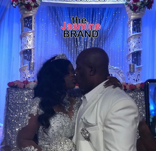 Xscape's Tamika Scott Renews Marriage Vows After 14 Years