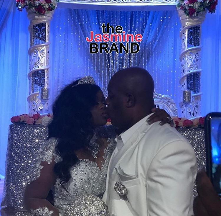 Celebrity Wedding Vows Examples: Xscape's Tamika Scott Renews Marriage Vows After 14 Years