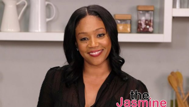 Tiffany Haddish Has Her Own Seasoned Salt