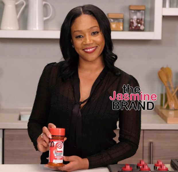 Tiffany Haddish Has Her Own Seasoned Salt