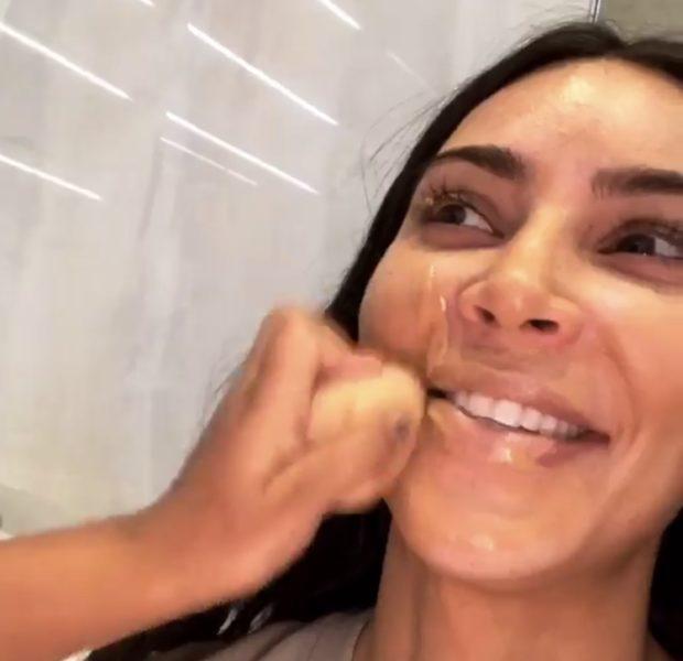 Kim Kardashian Makes Daughter North West & Niece Dream Kardashian Her MUA [VIDEO]