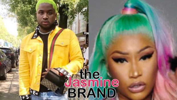 Nicki Minaj's Ex Hairstylist Returns To Social Media After Being Harassed By Barbz: I Will Always Love Nicki!