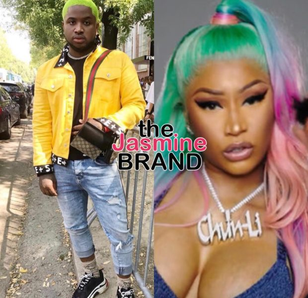 Nicki Minaj's Hair Stylist Deletes Social Media After Being Trolled By Barbz, Alluded To Quitting
