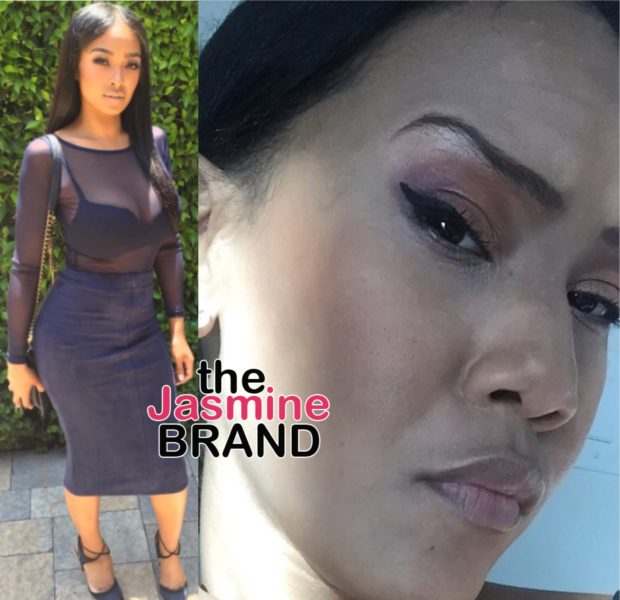 Princess Love Slams Ex Love & Hip Hop Caste – Don't Ever Post My Daughter!