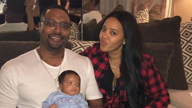 Angela Simmons & Ex-Fiancee Involved In Custody Battle Prior To His Tragic Death