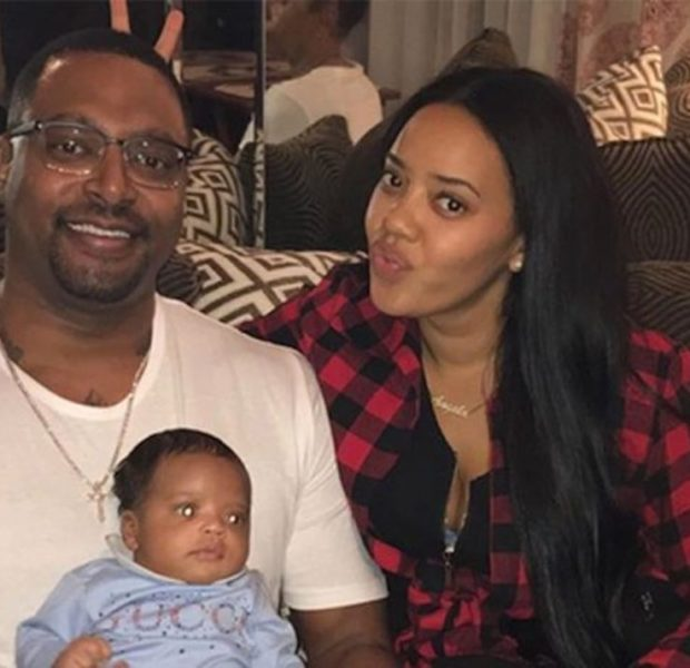 Angela Simmons & Ex-Fiancee Involved In Custody Battle Prior To His Tragic Death