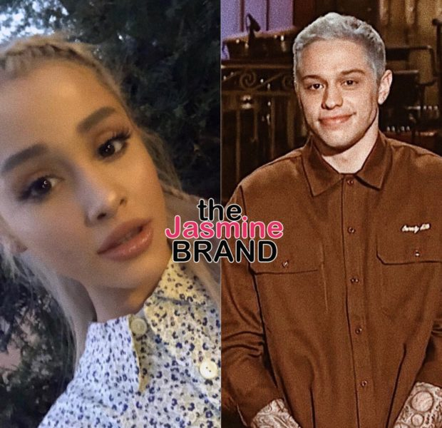 "Ariana Grande Accuses Ex Pete Davidson Of Trying To ""Remain Relevant"""