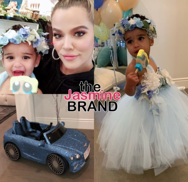 Dream Kardashian Floats Through Her 2nd Birthday As A Fairy Princess [Photos]