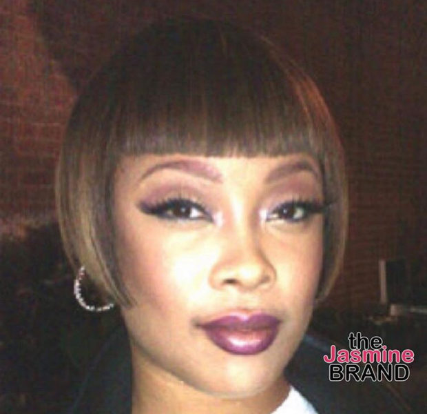 Da Brat Shows Off Mushroom Bob!