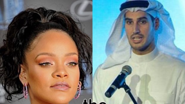 Rihanna Still Dating Saudi Arabian Billionaire Hassan Jameel