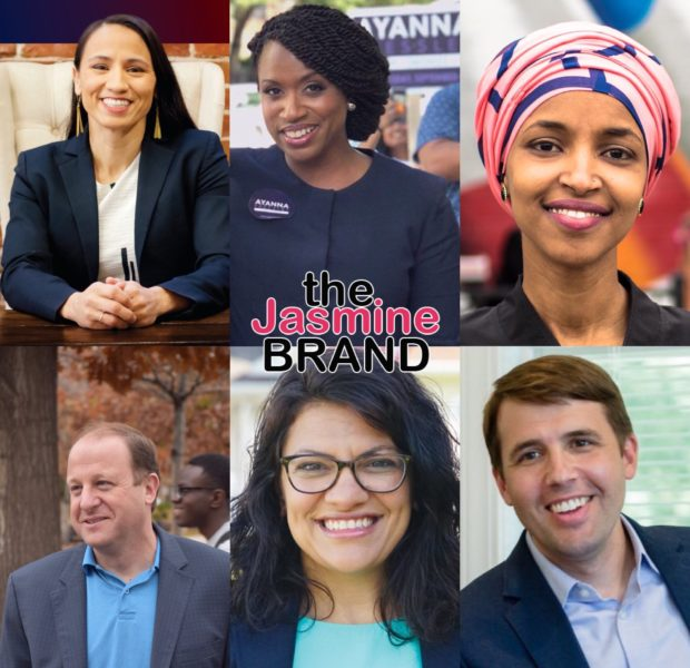 Midterm Elections Make History As LGBT Democrats, Muslim Women & Somali-Americans Take Office