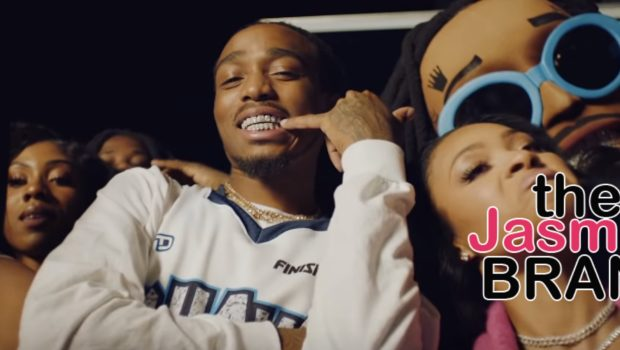 "Quavo Throws A Quavo Jam For His New Video ""HOW BOUT THAT?"""