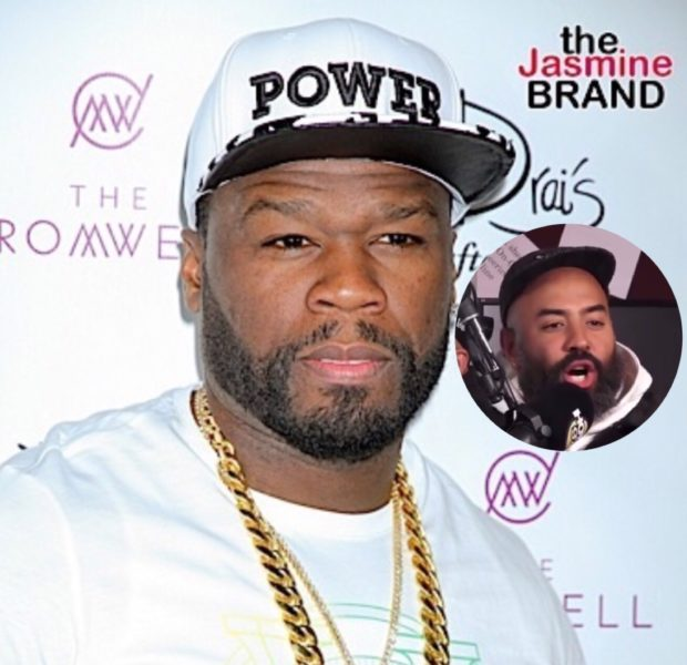 50 Cent Calls Out Ebro Darden For Working With Police – Why Is NYPD Giving You Intel!