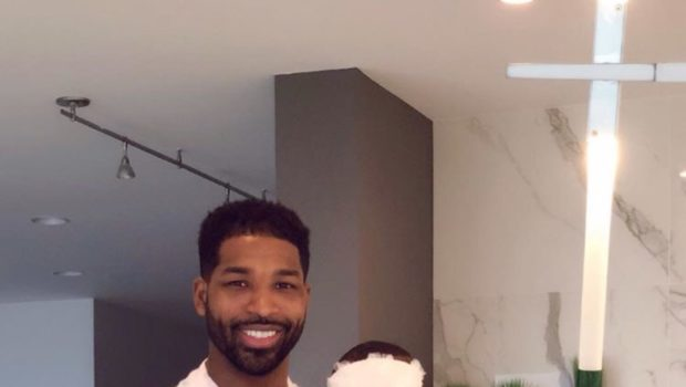Khloe Kardashian Defends Tristan Thompson Against Reports He's An Absentee Father – He's A Good Dad!